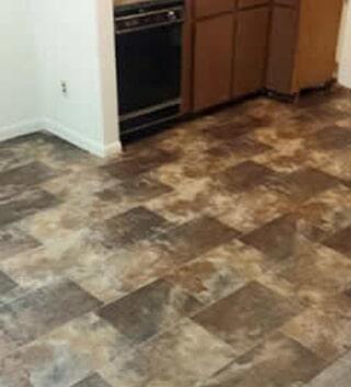 Luxury vinyl tile in Clinton Township, MI from Ultra Floors