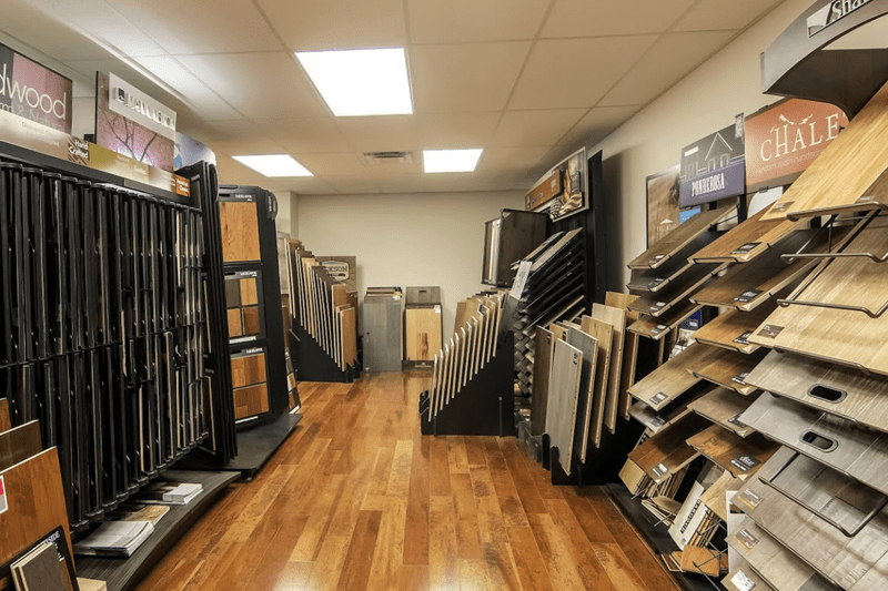Hardwood flooring options for your Menifee, AR home from Conway Flooring & Design
