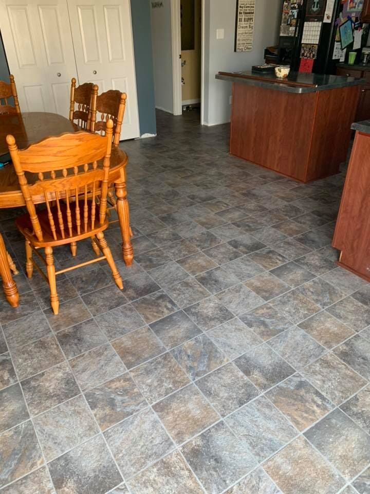 Tile flooring in Greenwood, IN from Griffith Flooring Service LLC