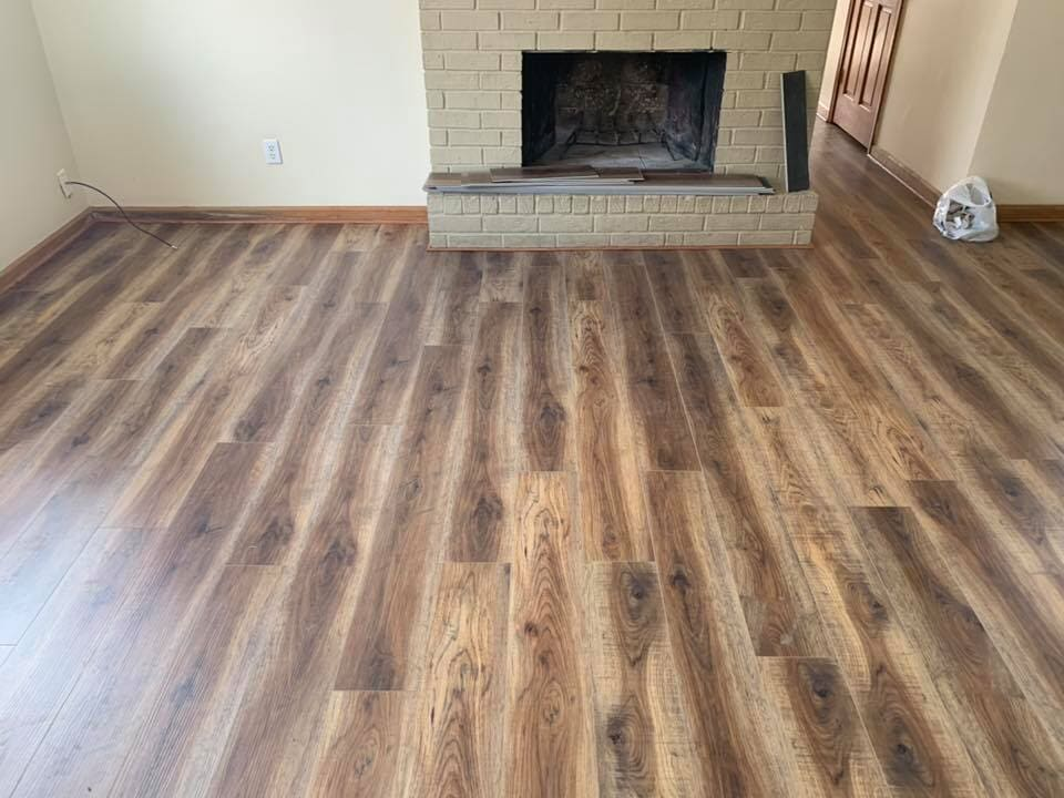 Wood flooring in Beech Grove, IN from Griffith Flooring Service LLC