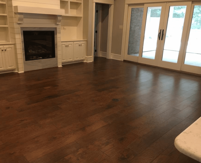 Natural wood floors in Greenbrier, AR from Conway Flooring & Design