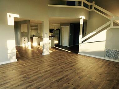 Vinyl plank flooring in Fenwick Island, DE from Room Flippers