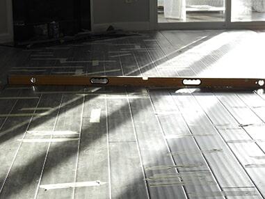 Hardwood flooring installation in Rehoboth Beach, DE from Room Flippers
