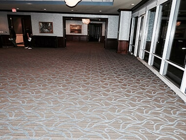 Commercial carpet in Millsboro, DE from Room Flippers