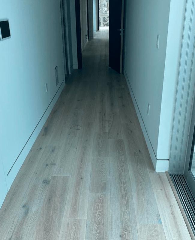 Natural hardwood flooring in Westchester, FL from Doral Hardwood Floor