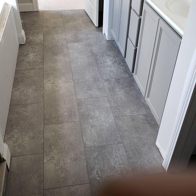Luxury vinyl tile in Lexington, KY from Karrianna Flooring