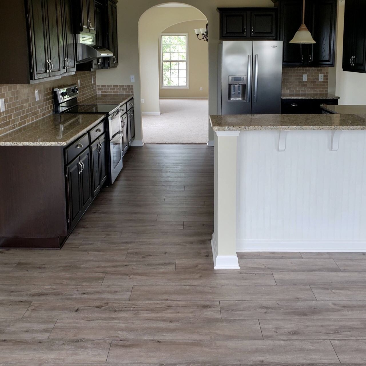 Luxury vinyl plank floors in Frankfort, KY from Karrianna Flooring