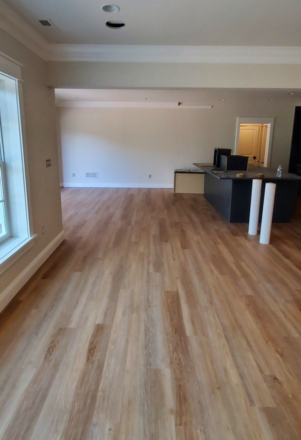 Luxury vinyl plank floors in Nicholasville, KY from Karrianna Flooring