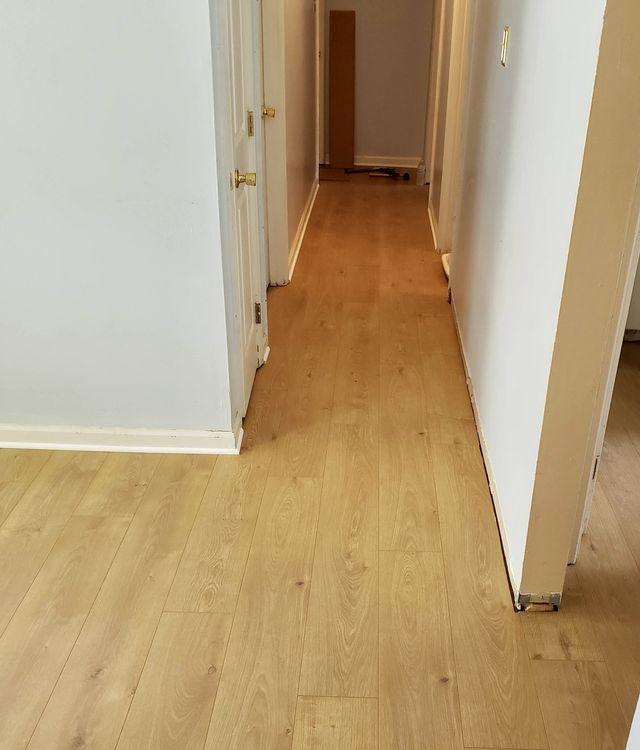 Laminate flooring in Georgetown, KY from Karrianna Flooring