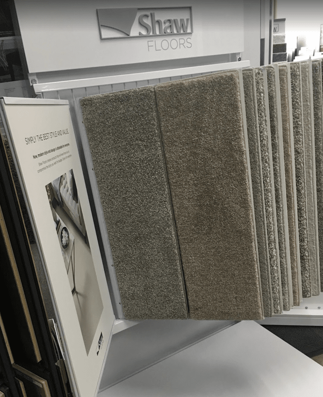 Carpet floors in Hampstead, NC from the Carpet Smart showroom