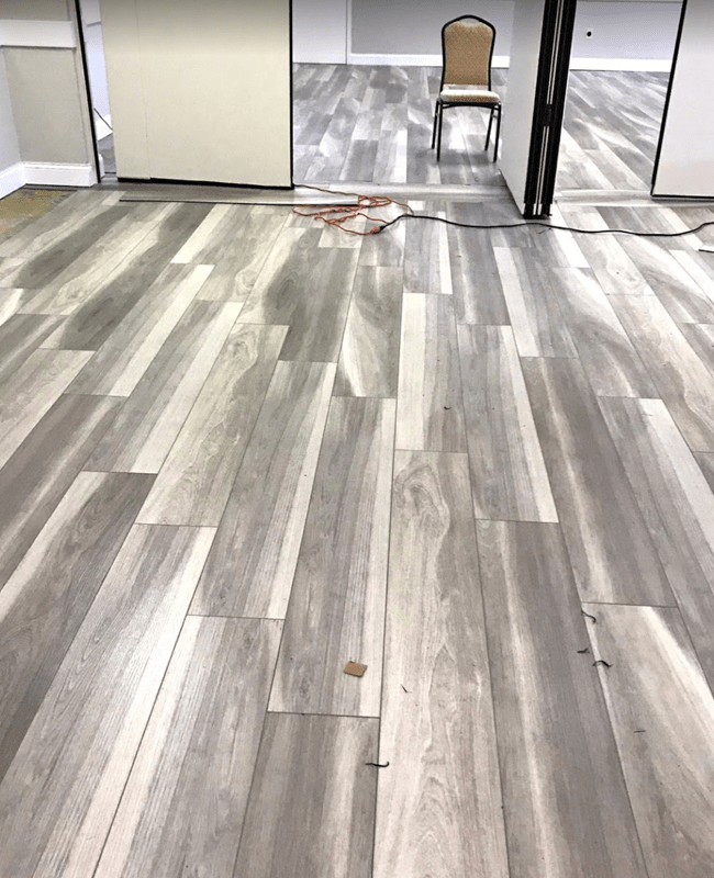 Plank flooring in Wilmington, NC from Carpet Smart