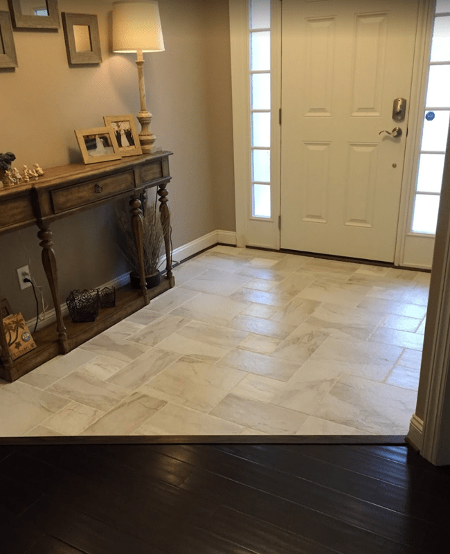 Tile flooring in Hampstead, NC from Carpet Smart