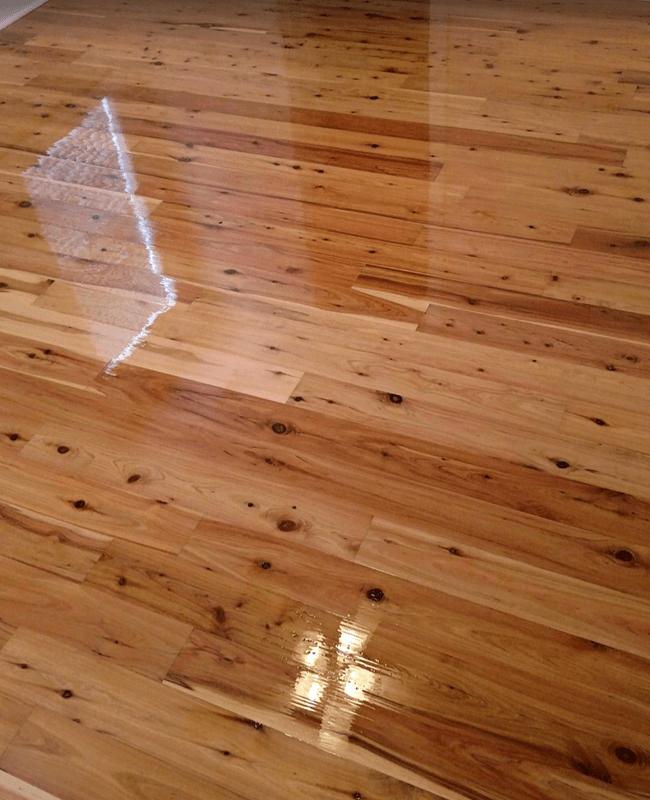 Hardwood flooring in Carolina Beach, NC from Carpet Smart