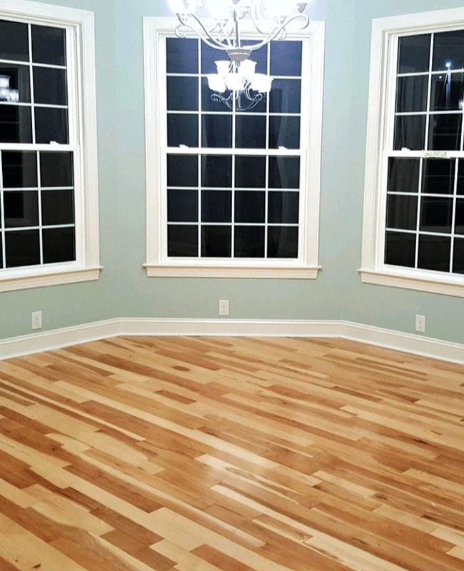Wood floors in Kure Beach, NC from Carpet Smart