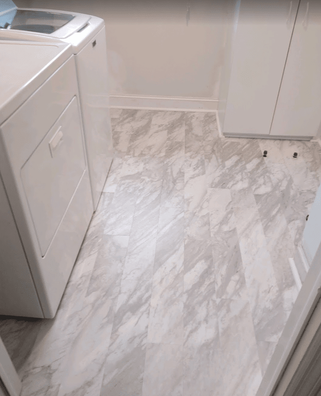 Vinyl floors in Leland, NC from Carpet Smart