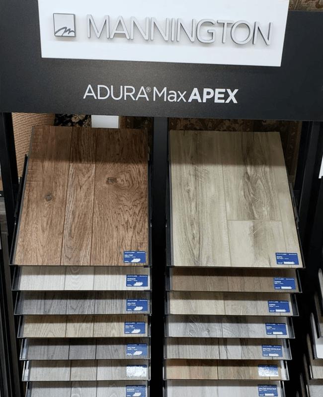 Mannington Adura Max for your Manhattan, NY home from Consumer Carpets & Flooring
