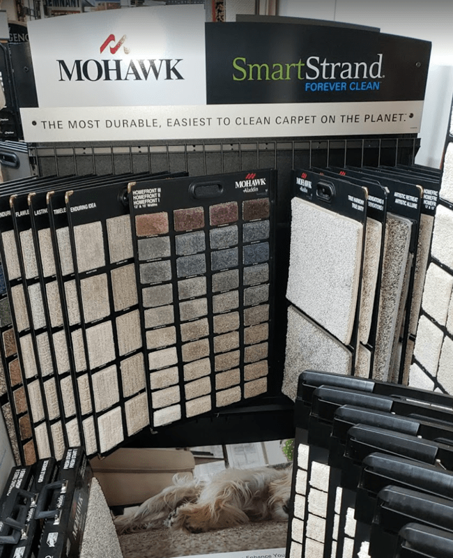SmartStrand carpet for your Bayonne, NJ home from Consumer Carpets & Flooring