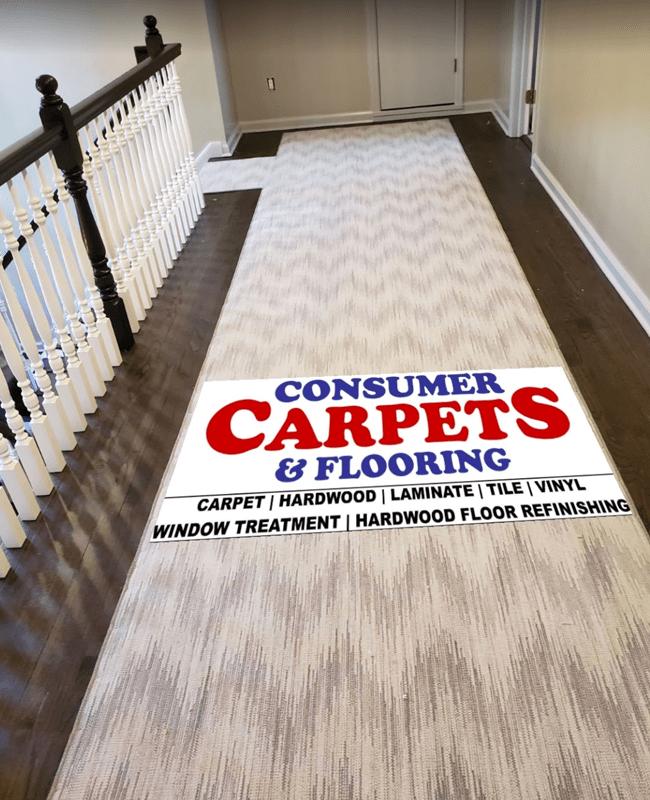 Hall runner in New York City, NY from Consumer Carpets & Flooring