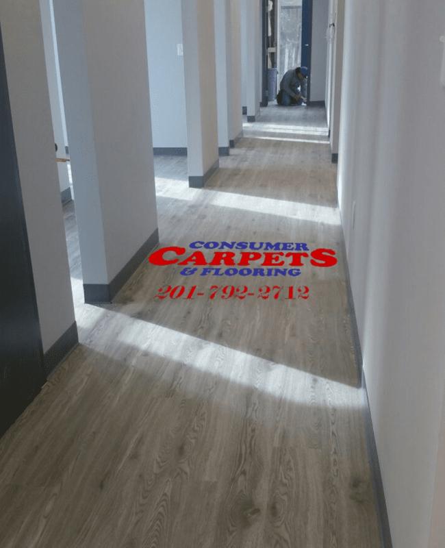 Vinyl flooring in Jersey City, NJ from Consumer Carpets & Flooring