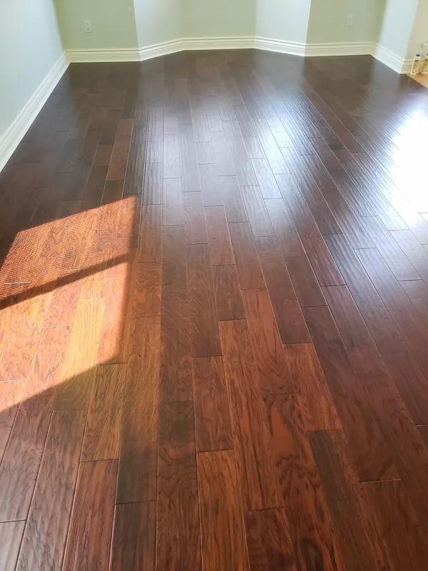 Textured hardwood flooring in Elk Grove, CA from Crestview Flooring Inc