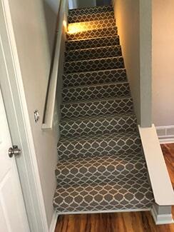 Legend Ogee carpet flooring in Kansas City, KS from KC Floorworx