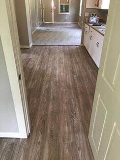 Luxury vinyl plank flooring in Blue Springs, MO from KC Floorworx