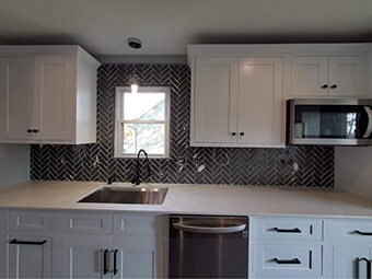 Cabinets in Independence, MO from KC Floorworx