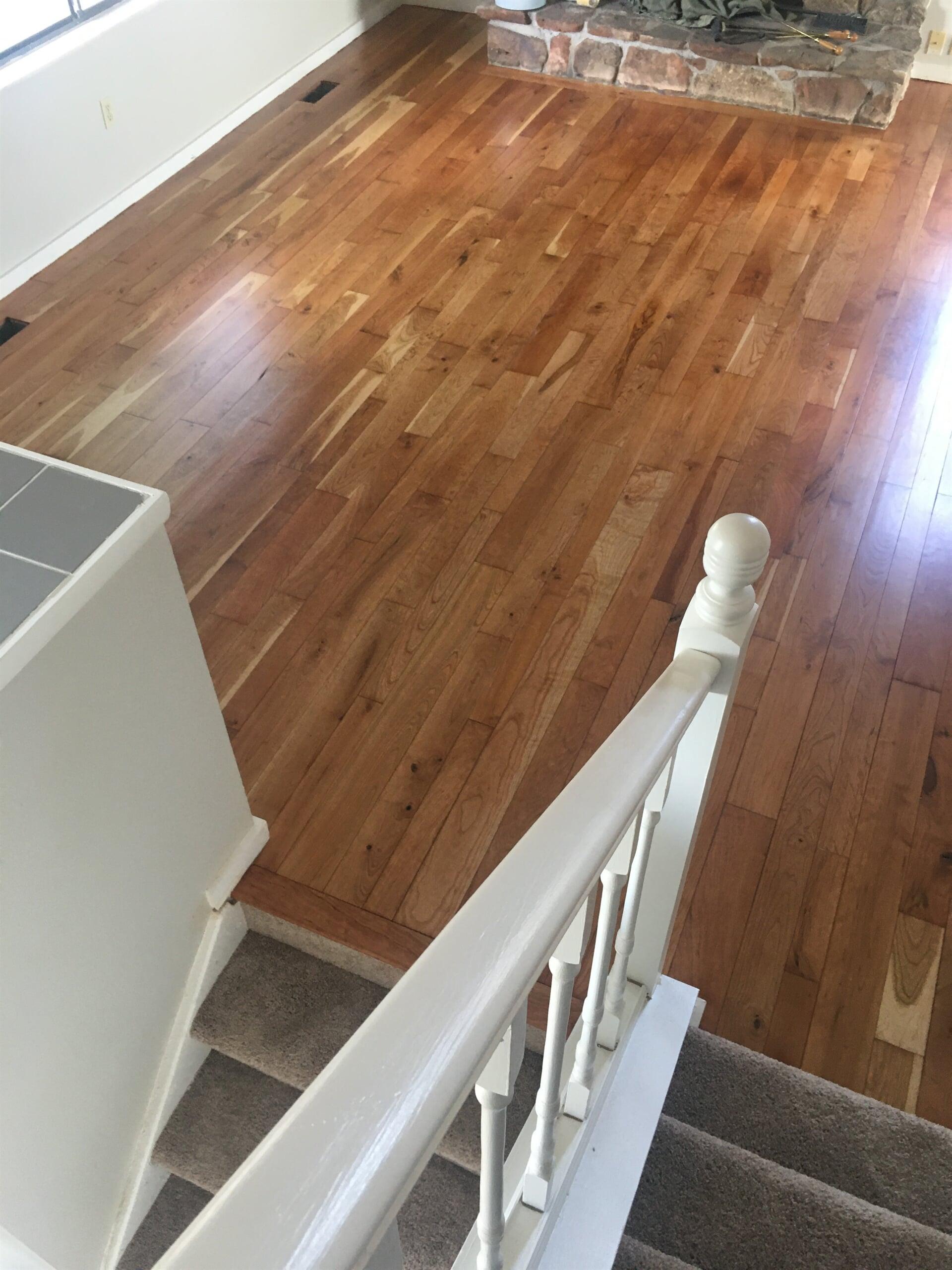 Wood flooring in Denver, CO from FH Flooring