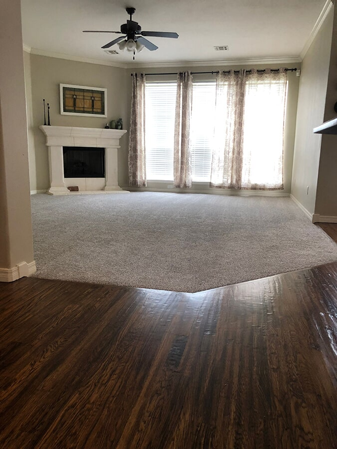 Carpet in Bixby, OK from Superior Wood Floors & Tile