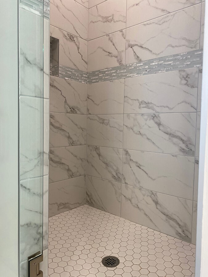 Tile in Bixby, OK from Superior Wood Floors & Tile
