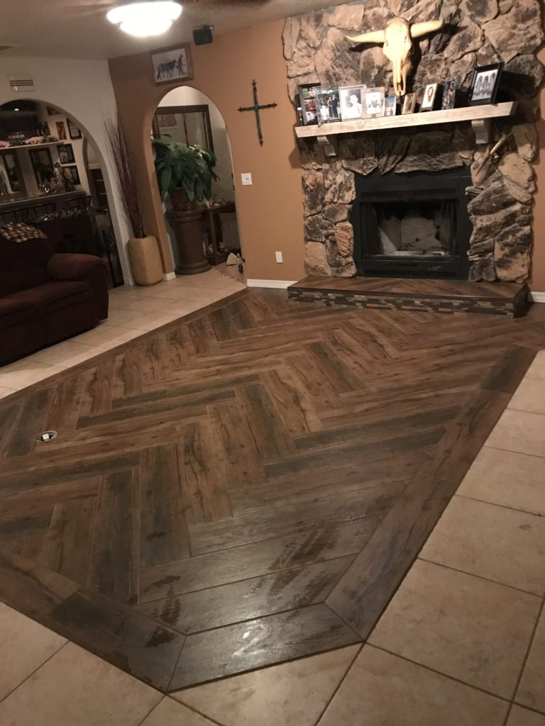 Wood flooring in Las Vegas, NV from Beno's Flooring