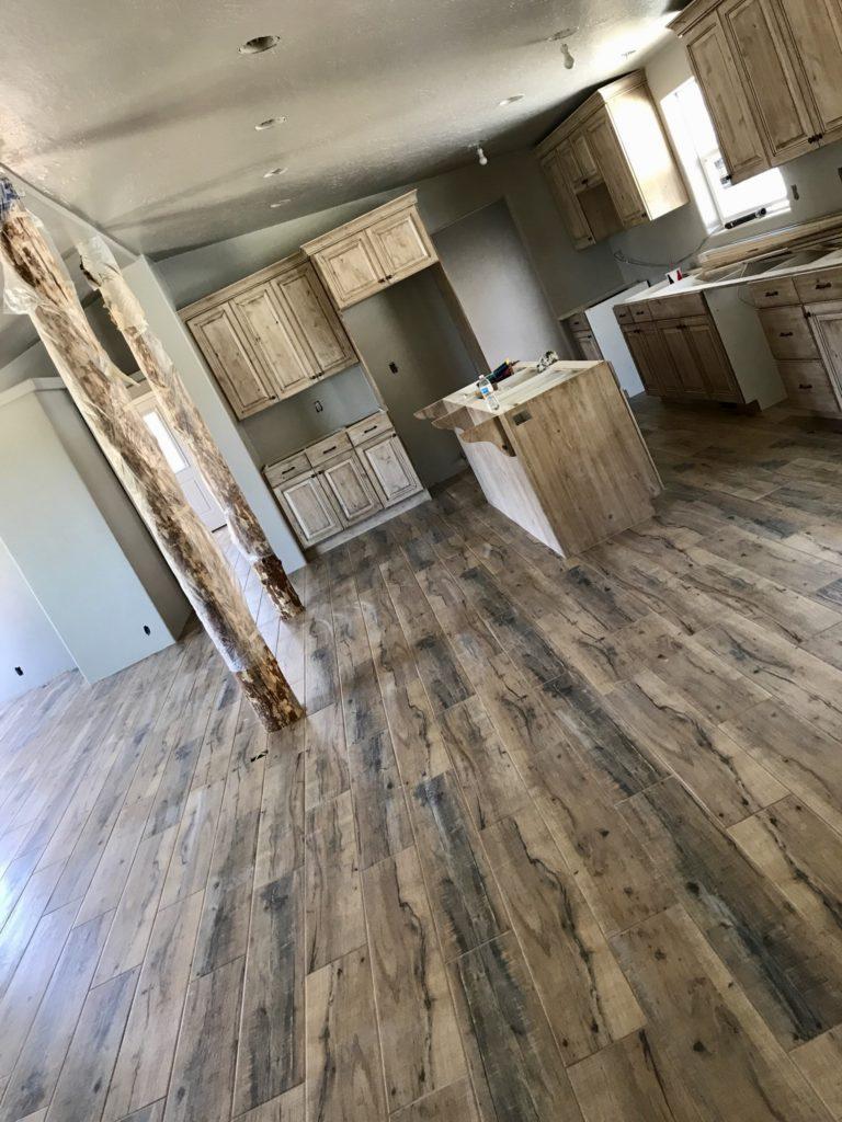 Hardwood floors in North Las Vegas, NV from Beno's Flooring