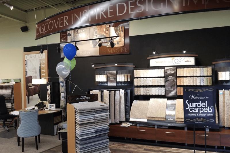 Carpet in Delta, BC from Surdel Carpets Flooring and Design Centre