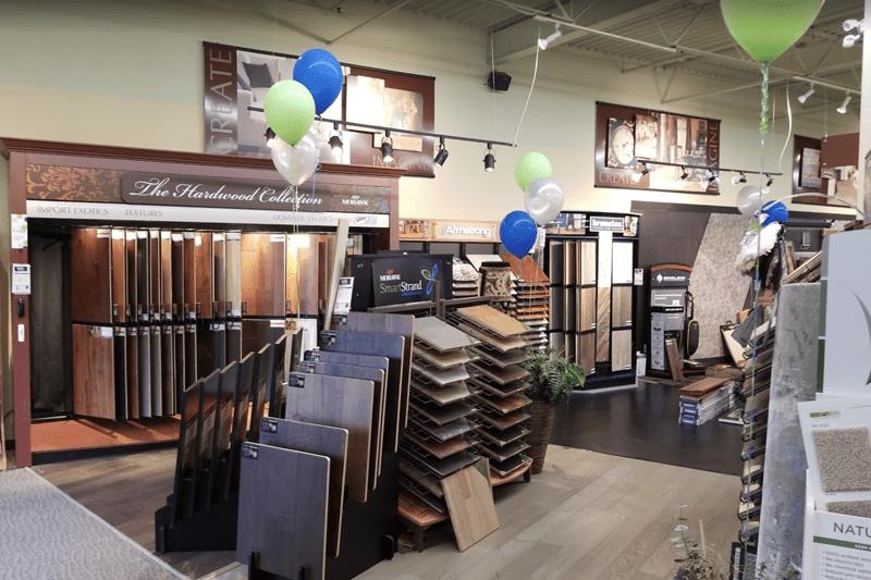 Vinyl flooring in Langley, BC from Surdel Carpets Flooring and Design Centre