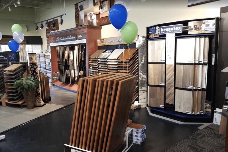 Hardwood flooring in Burnaby, BC from Surdel Carpets Flooring and Design Centre