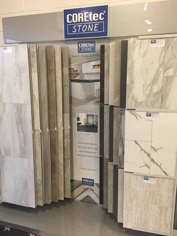 COREtec Stone flooring in Holland, OH from Midwest Flooring Outlet