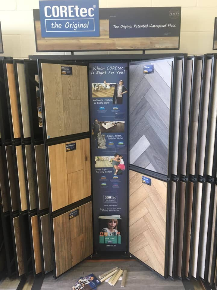 COREtec flooring in Maumee, OH from Midwest Flooring Outlet