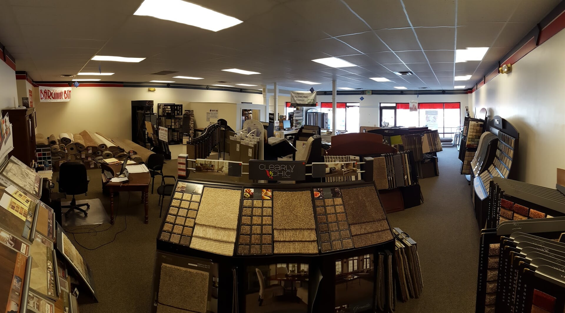 Carpet in Aurora, CO from the Carpet Mart and More Flooring Center showroom