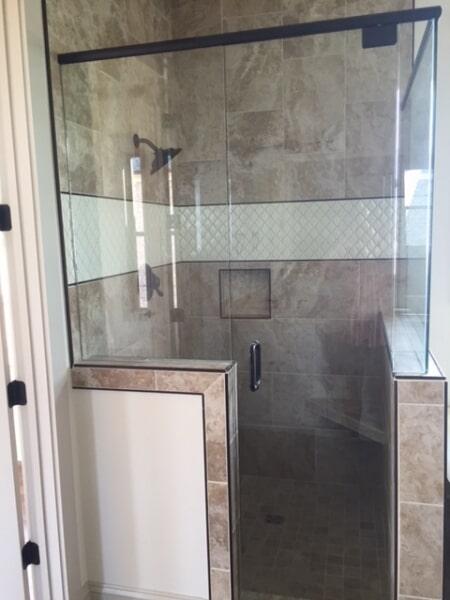 Custom shower in Murfreesboro, TN from City Tile