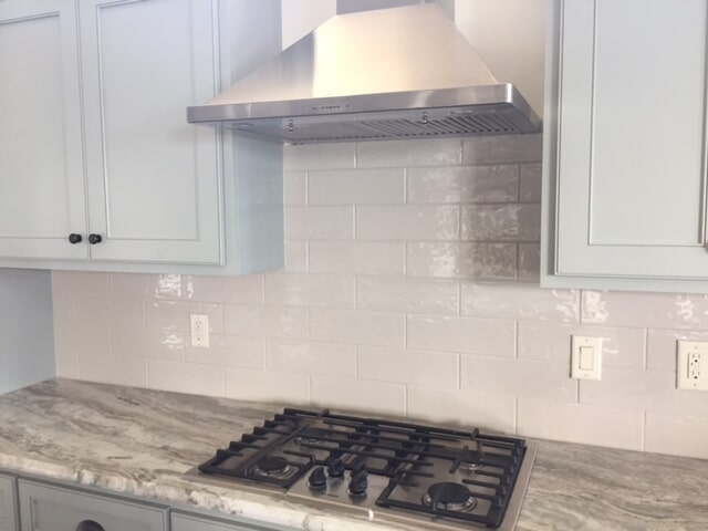 Kitchen backsplash in Murfreesboro, TN from City Tile