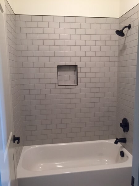 Shower tiles in Middle, TN from City Tile
