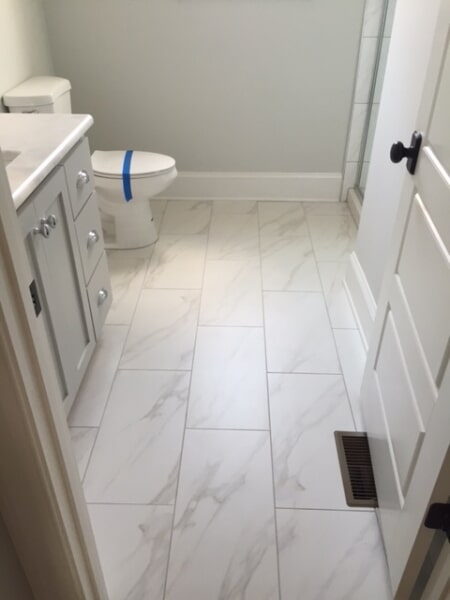 Tile flooring in Middle, TN from City Tile