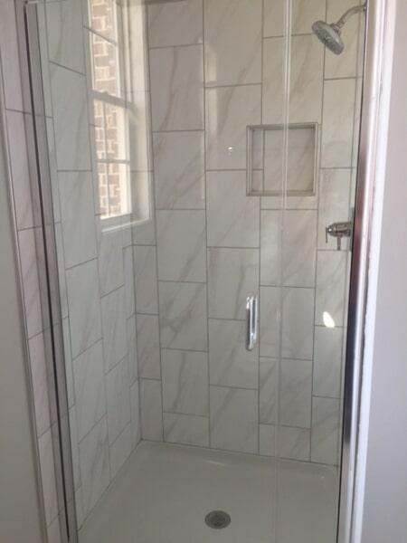 Shower tiles in Murfreesboro, TN from City Tile