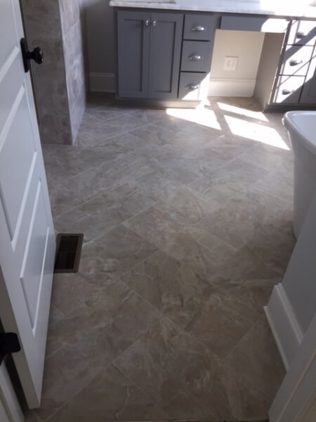 Vinyl flooring in Middle, TN from City Tile