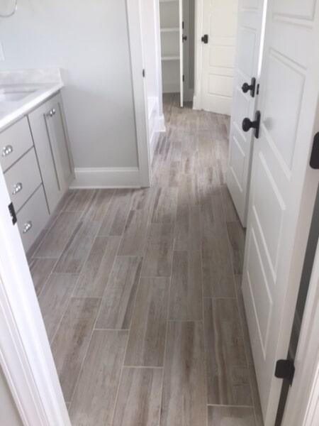 Luxury vinyl plank flooring in Middle, TN from City Tile
