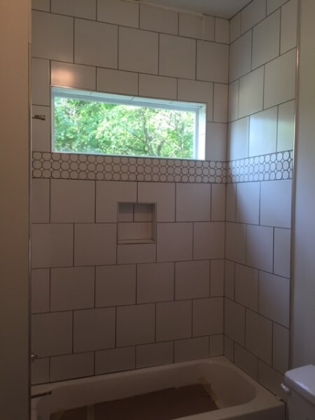 Shower tile in Murfreesboro, TN from City Tile