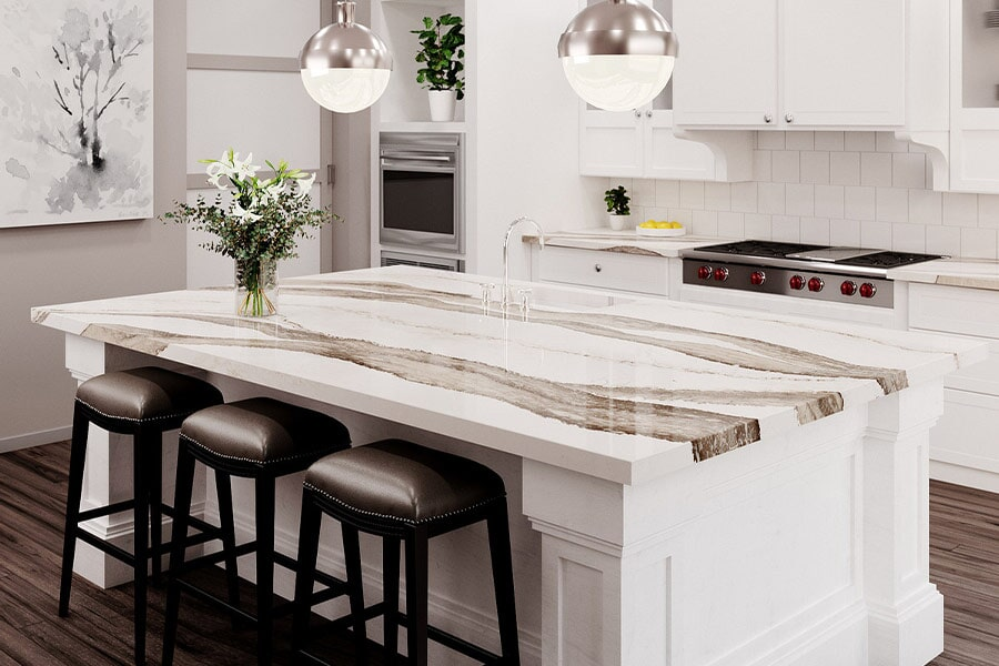 Stone countertops in Ottawa, OH from House of Color