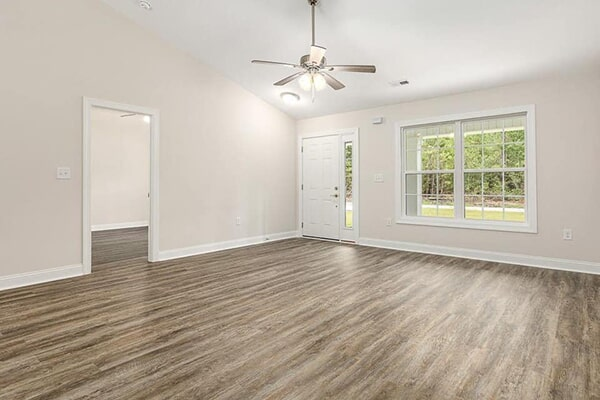 Luxury vinyl plank flooring in Georgetown, SC from Waccamaw Floor Covering