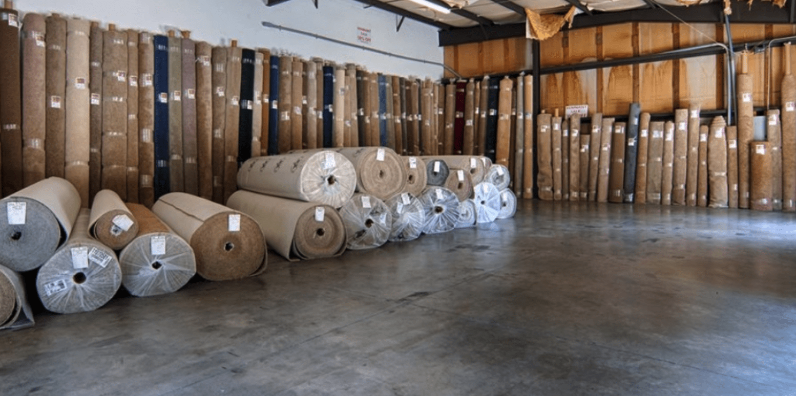 Carpet flooring in Aynor, SC from the Waccamaw Floor Covering showroom