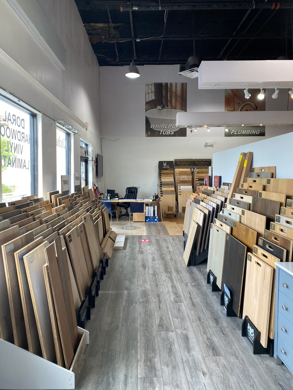 Waterproof flooring for your Hialeah, FL home from Doral Hardwood Floor